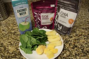 marianna hewitt nutribullet recipie healthy skinny spinach