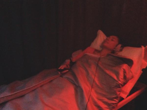 marianna hewitt fitness health infrared sauna body wrap los angeles