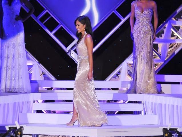 Miss Teen Galaxy Marianna Hewitt 14