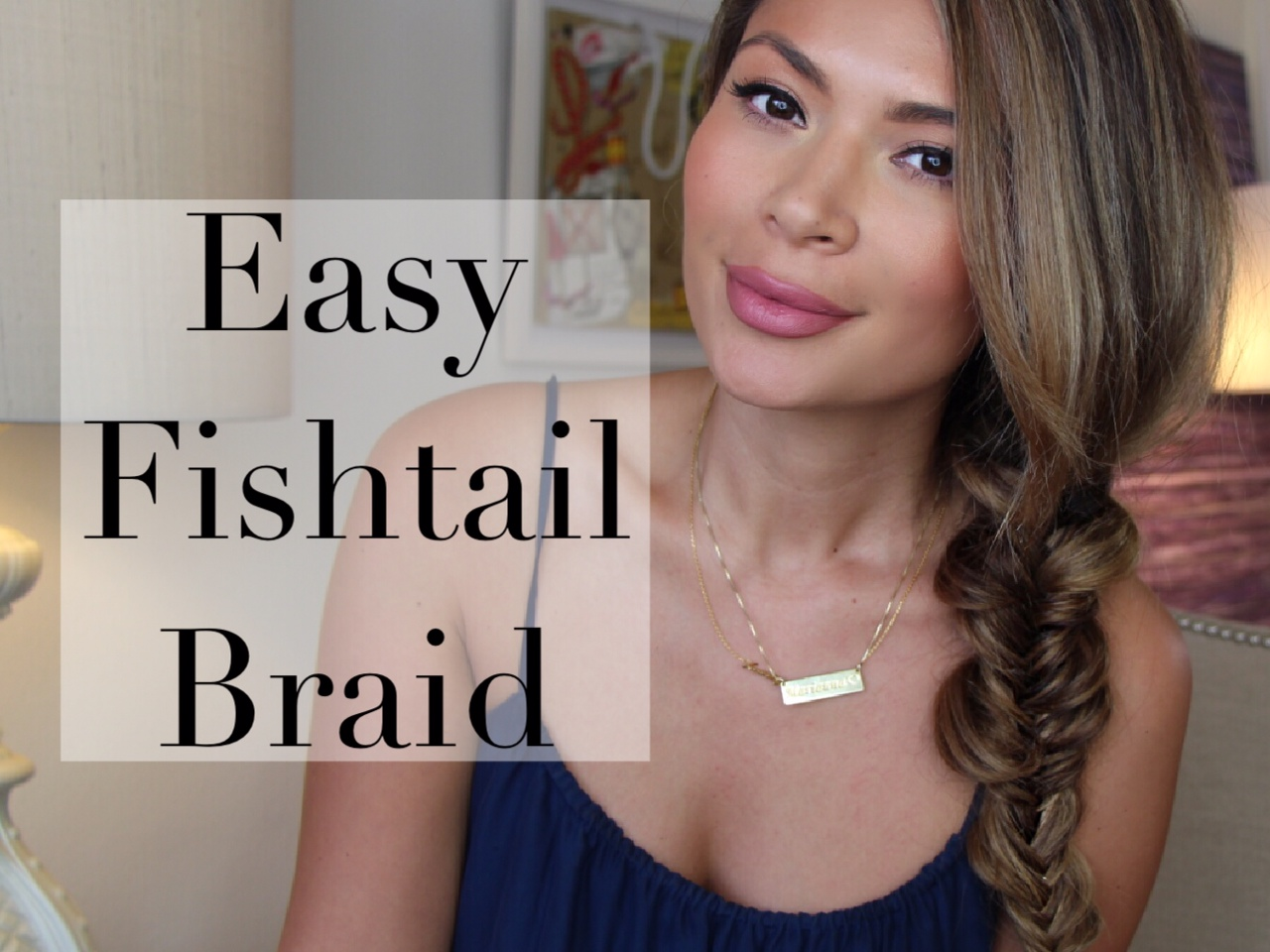 Braid Hair Tutorials For Long Hair Braid Hair Tutorial
