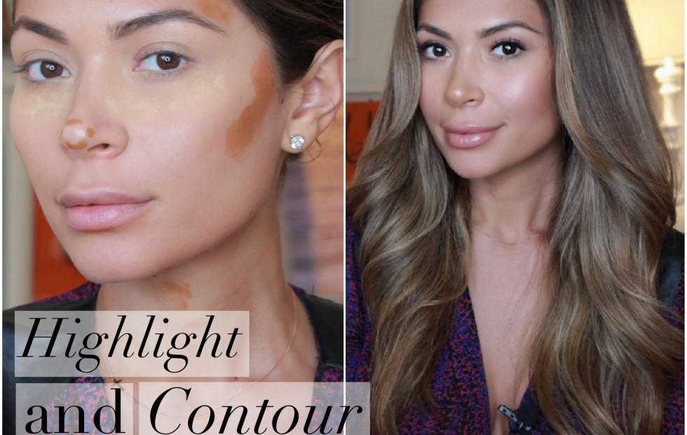 marianna hewitt highlight and contour tutorial
