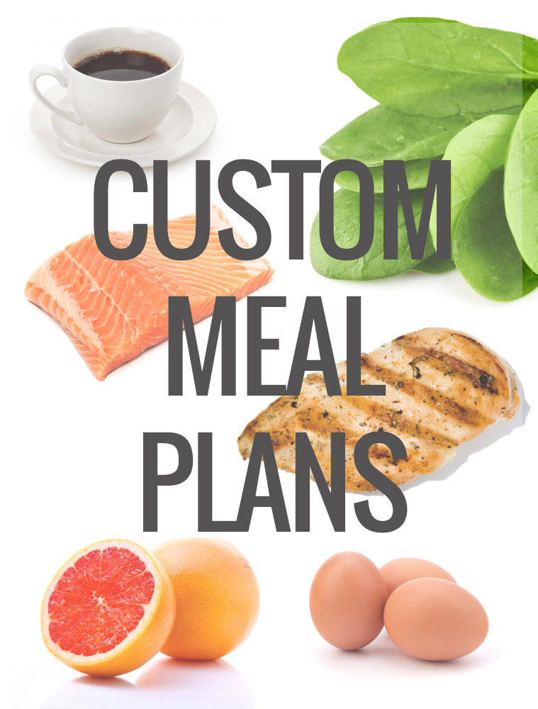 Custom Diet/Meal Plans - La La Mer By Marianna Hewitt